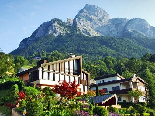 Zurich - Appenzell - Liechtenstein - St.Moritz