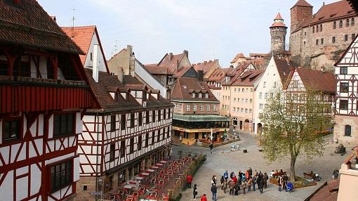 Munich – Nuremberg – Prague, Séc