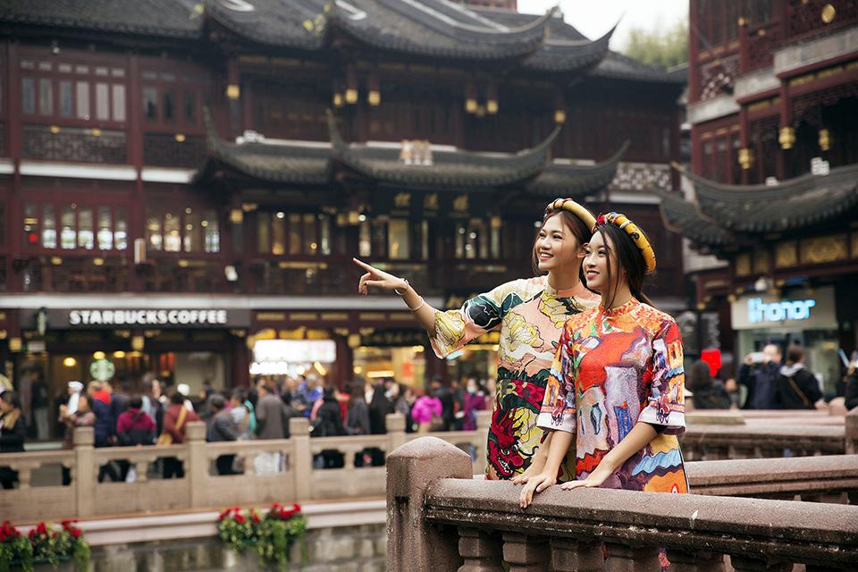 Ngày 2: Thượng Hải - Du thuyền