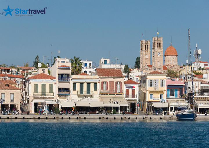 Athens - Vịnh Saronic