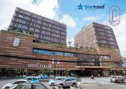 Combo du lịch khách sạn Colline Đà Lạt 4 sao, vé máy bay khứ hồi 3N2Đ