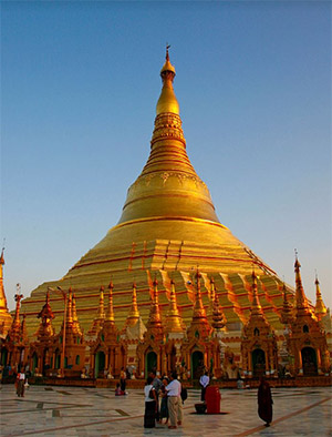 Ngày 02: YANGON CITY TOUR