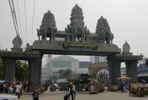 Ngày 03:   Siem Reap - Poipet - Pattaya