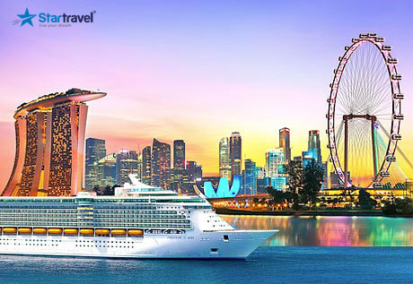 Hành trình mùa thu qua Singapore - Malaysia tuyệt đẹp