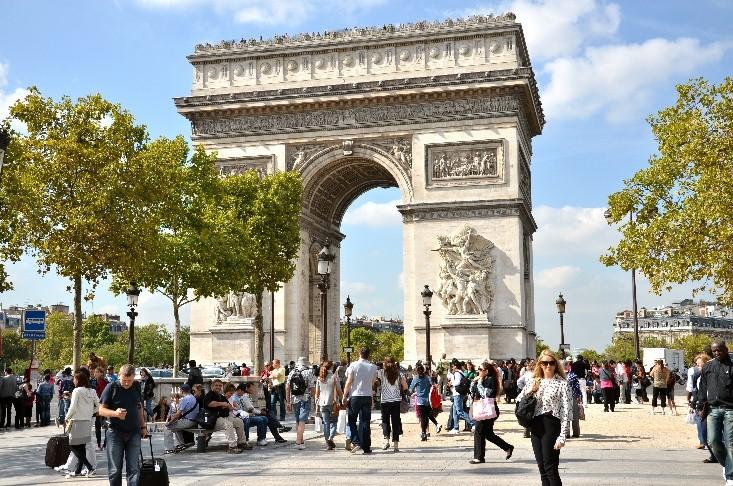 Ngày 02: Paris, Pháp