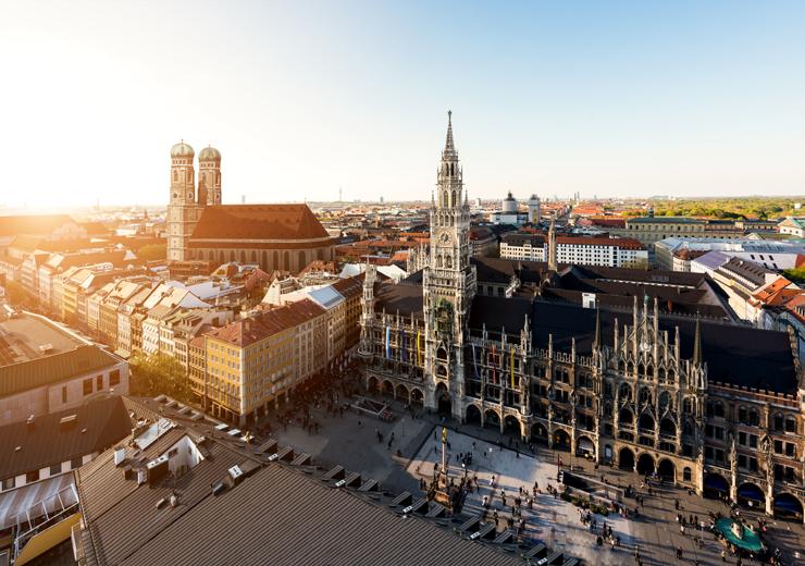 Khám phá Munich