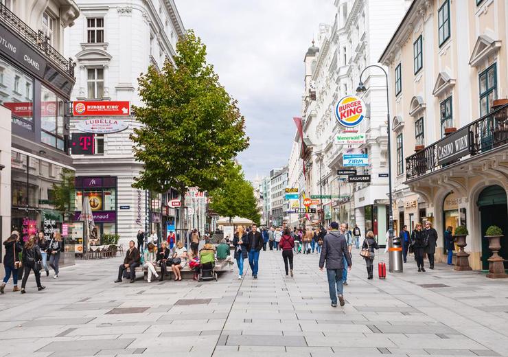 Vienna – Budapest, Hungary