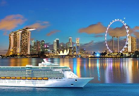 Khám phá Singapore - Malaysia cùng du thuyền 5 sao
