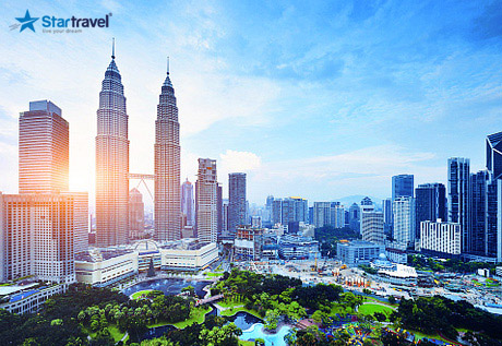 Trải nghiệm Du thuyền 5 sao với hải trình Singapore - Kuala Lumpur