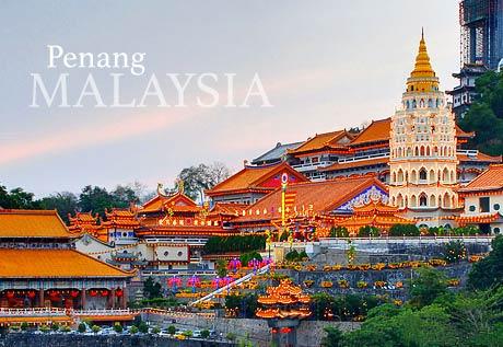 Khám phá Singapore - Malaysia - Thái Lan