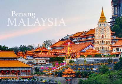 Tour Singapore - Malaysia - Thái Lan cùng du thuyền 5 sao