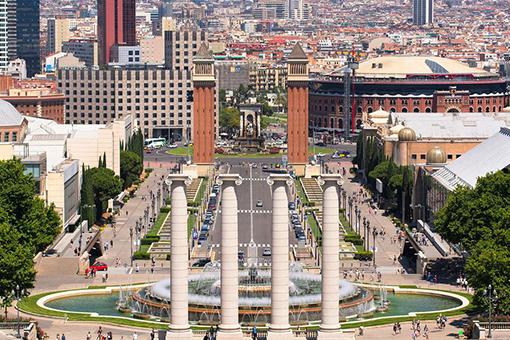 Tp. Hồ Chí Minh - Barcelona, Tây Ban Nha