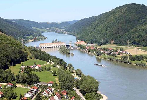 Passau – Engelhartszell, Áo