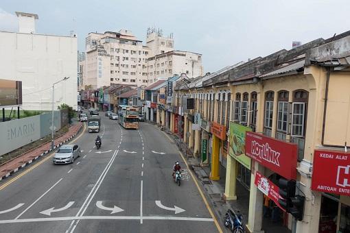 Khám phá Penang về đêm, Malaysia