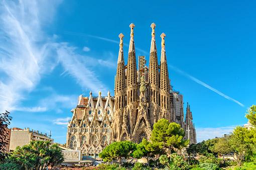 Paris -  Barcelona, Tây Ban Nha - Du thuyền