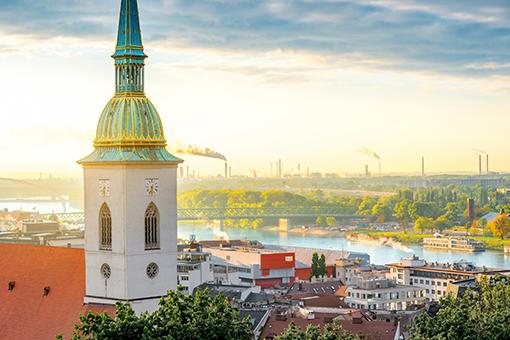 Bratislava, CH Slovakia