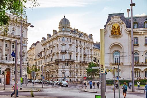 Ngày 08: Vienna, Áo