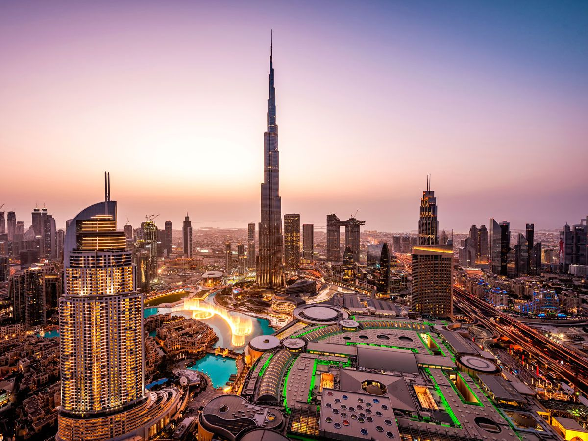 Khám phá Brunei - Dubai - Abu Dhabi huyền bí