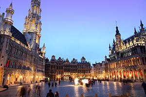 Ngày 03: Paris - Brussels, Bỉ
