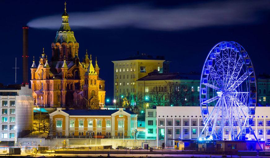 TP. Hồ Chí Minh - Helsinki, Phần Lan