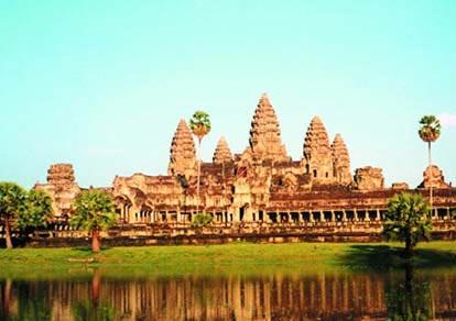 Khám phá đất nước Angkor xinh đẹp