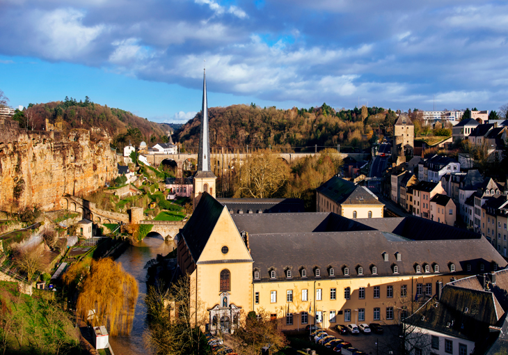Trier - Luxembourg City