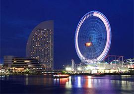 Tour du thuyền 5 sao Mariner of the Seas khởi hành đi Trung Quốc - Hàn Quốc 5N