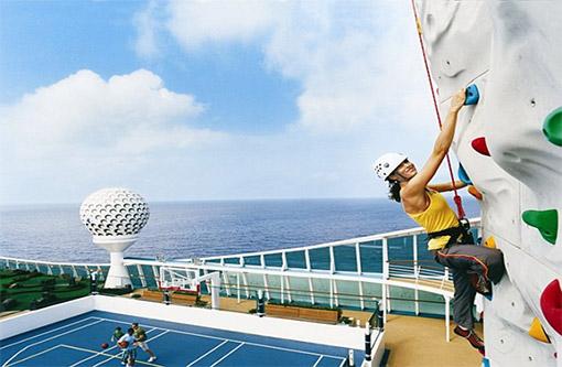 Thư giãn trên du thuyền