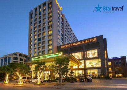 Nghĩ dưỡng khách sạn Mường Thanh Luxury Nhật Lệ 5 sao - The Sea Is Calling