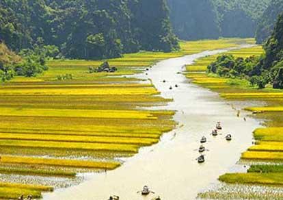 Tour Hà Nội : Nam Thiên Đệ Nhị Động 4N