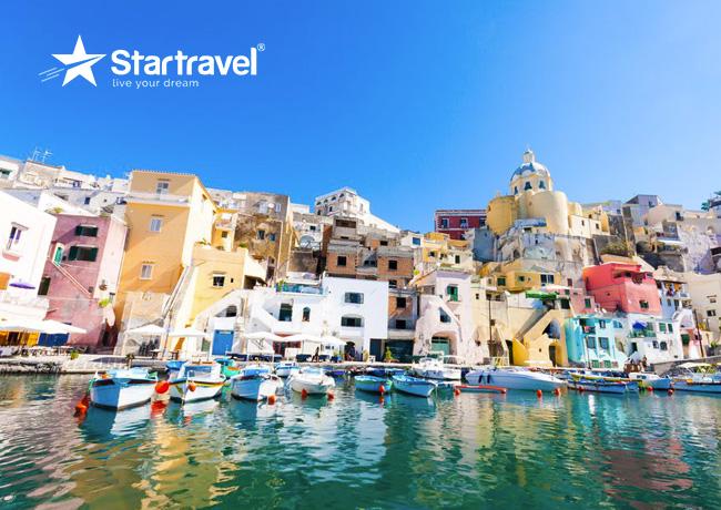 Lạc bước ở Sorrento - Thị trấn ven biển xinh đẹp của Naples, Italia