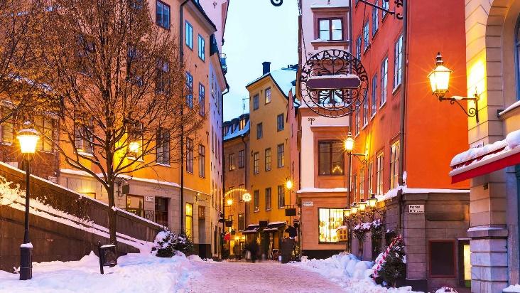 Stockholm,Thụy Điển