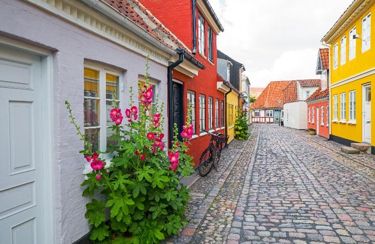 Copenhagen - Odense - Frederikshavn