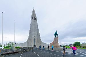 Ngày 01: Reykjavik, Iceland