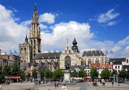 Hành trình du lịch Châu Âu quyến rũ (9N)