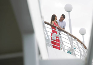 Tour du thuyền 5 sao Ovation of the Seas Singapore - Thái Lan 5 ngày