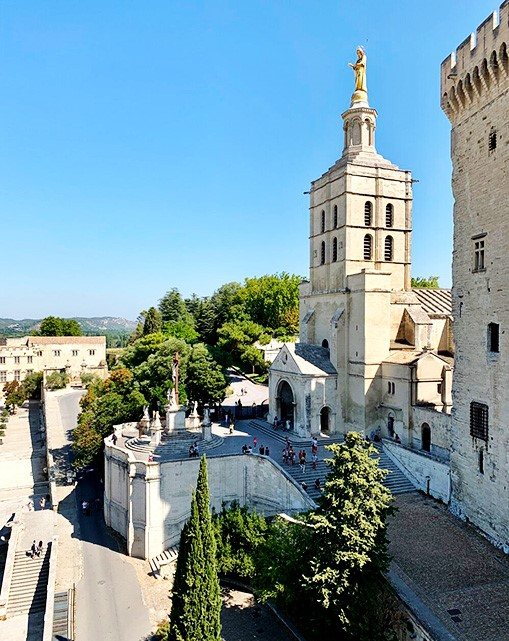 Lyon - Avignon, Pháp