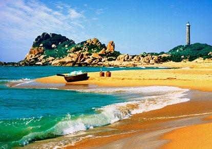 Phan Thiết - Phan Rang - Ninh Chữ - Vĩnh Hy