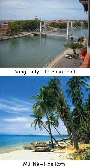 Ngày 01: TP.HCM - PHAN THIẾT - MŨI NÉ - HÒN RƠM (220km) (Ăn: Sáng, Trưa, Tối)