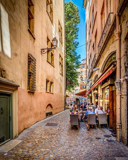 Lyon, Pháp