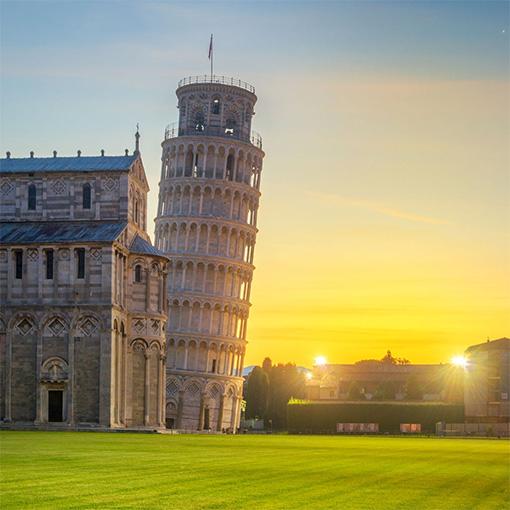 Florence - Pisa. Ý