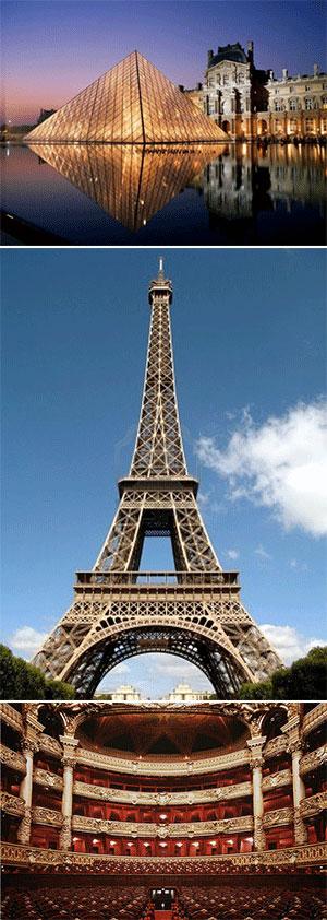 Ngày 03: PARIS (Ăn: Sáng, Trưa, Tối)