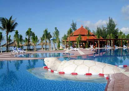 Tour du lịch Bình Châu - Hồ Cốc
