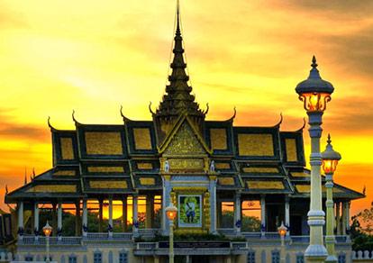 Tour du lịch Campuchia 3 ngày 2 đêm