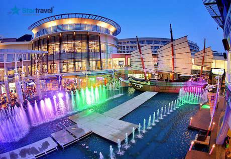 Hành trình Singapore - Malaysia - Thái Lan cùng du thuyền 5 sao