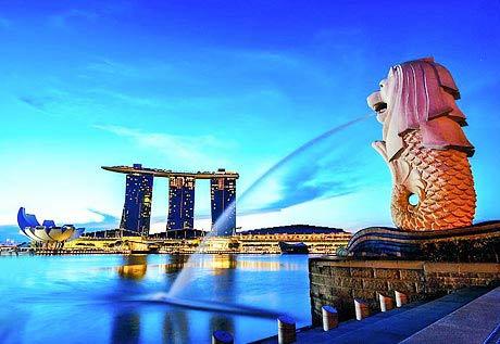 Du thuyền 5 sao khám phá Singapore - Malaysia