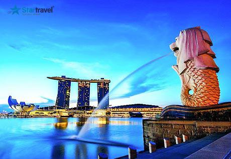 Trải nghiệm Singapore - Penang cùng Du thuyền Voyager of the Seas