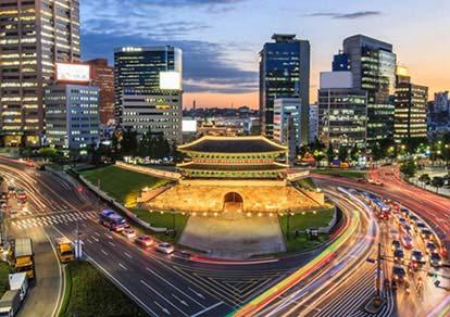 Trải nghiệm xứ Hàn với  Seoul - Nami - DMZ