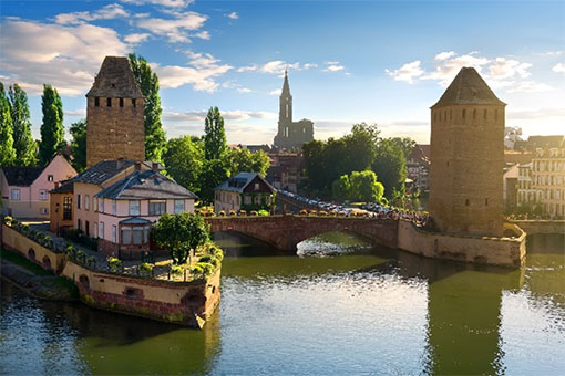 Brisach, Đức (Ăn: Sáng, Trưa, Tối)