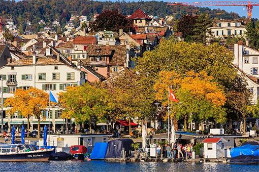 Zurich, Thụy Sỹ - Basel (Ăn: Trưa, Tối)